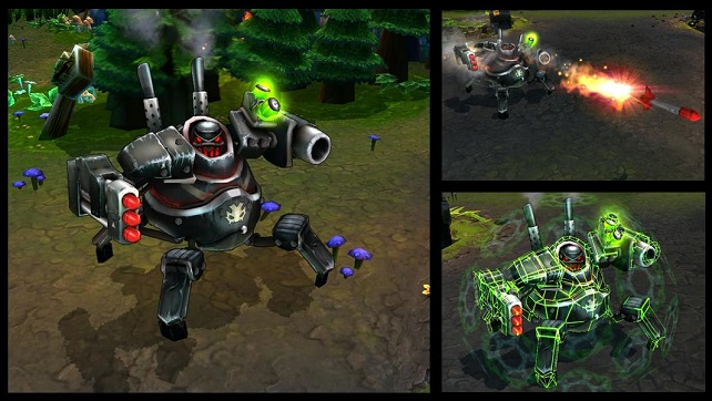 Come on, that skin just makes Urgot look like a boss! It kind of makes me want to play a little right now, no lie.