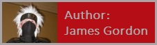 James Gordon Author b2