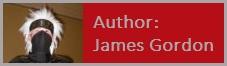 James Gordon Author b2