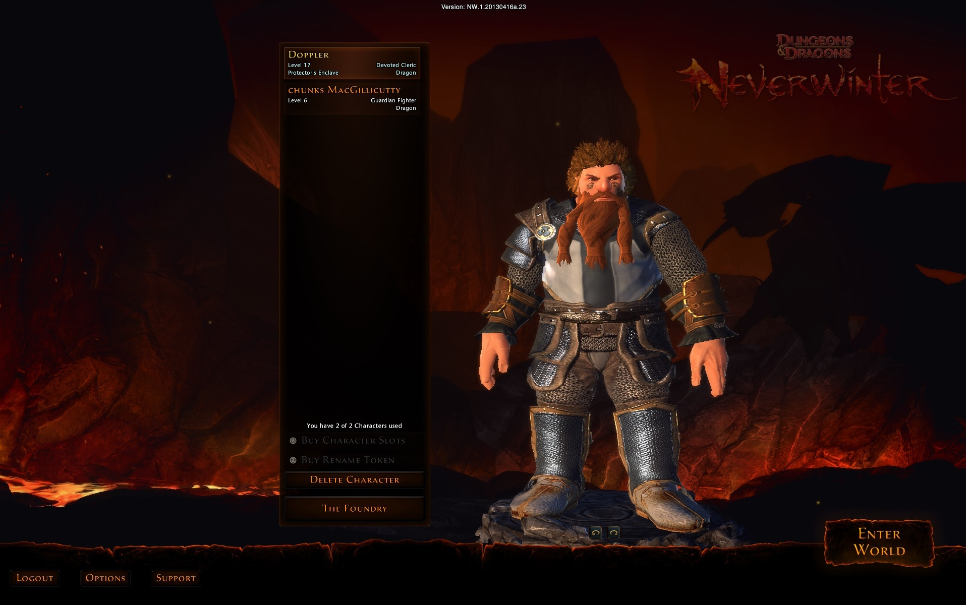 Review) Neverwinter Online: Beta – The Videogame Backlog