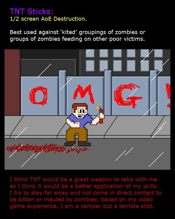 TVGBL Zombie Weapon