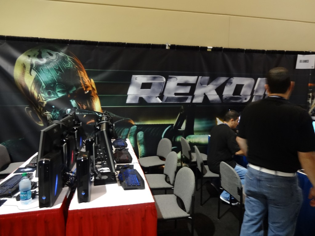 Thoroughly enjoyed playing Rekoil... but more on that later.