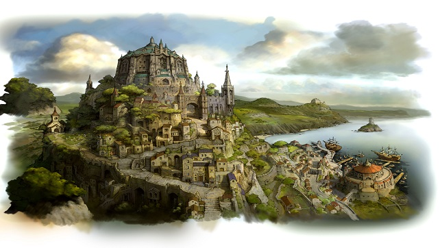 Review: Bravely Default Demo