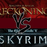 Reckoning Vs Skyrim
