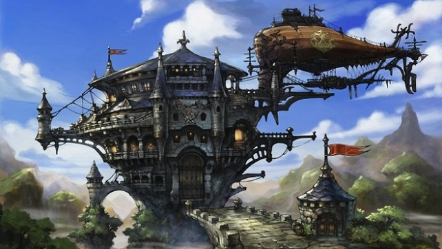 Review: Bravely Default