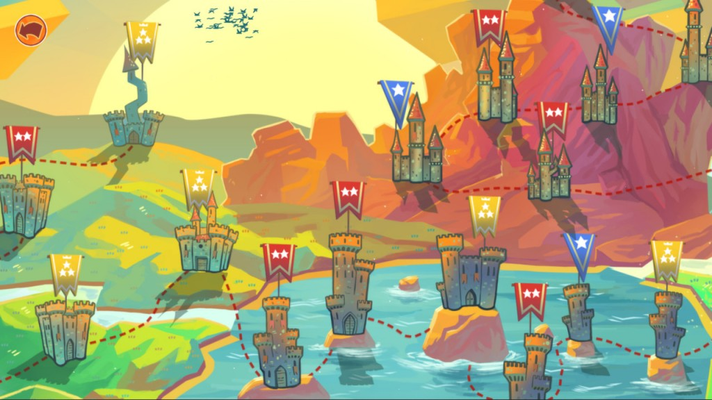 There are plenty of levels and areas to play in. With the numbers on the monsters being random, The Counting Kingdom's got some decent replay value.