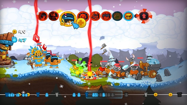 Review: Swords & Soldiers HD