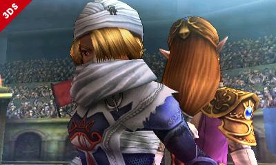 Sheik & Zelda