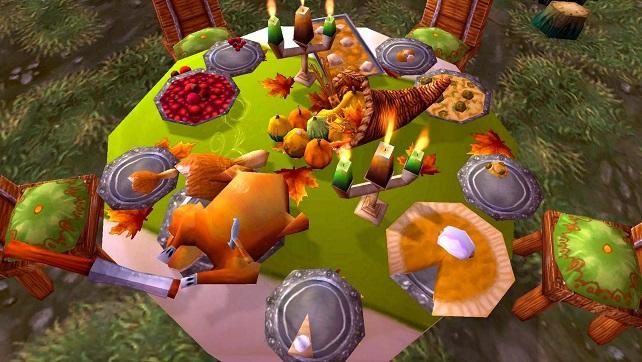 Happy Thanksgivings!