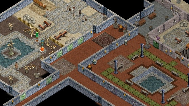 Review: Avernum 2 – Crystal Souls