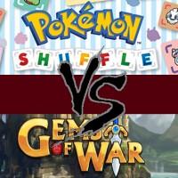 Pshuff vs Gems