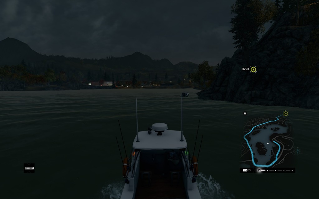 "If you want to get away from the cops, jump into a boat. If you want to play Watchdogs on a more ""hardcore"" mode, never use a boat to get away from the police... it's way to easy!"