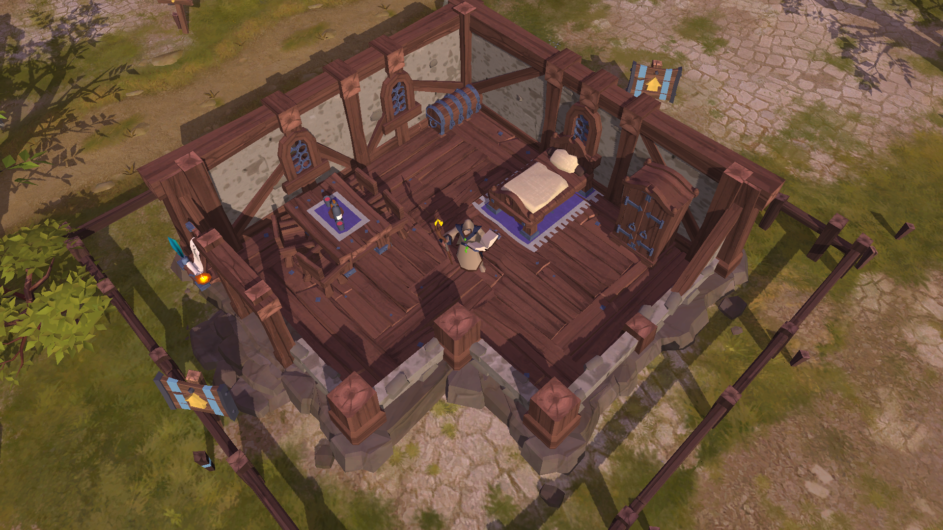 Albion online q a with christian ziegert the videogame for Online house