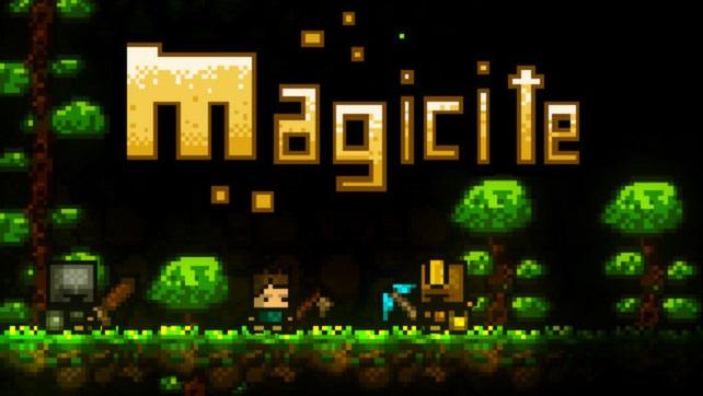Review: Magicite
