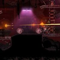 SteamWorld Heist screenshot Logo