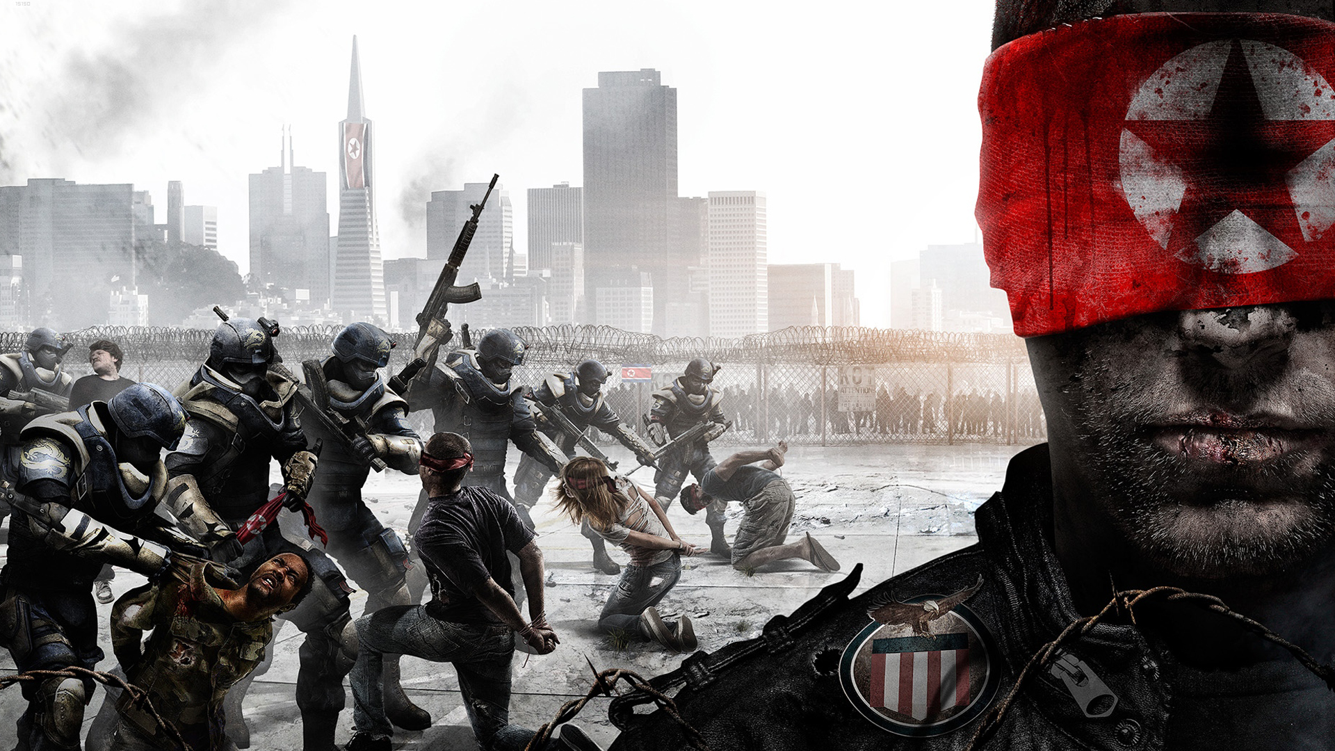 Pax prime 2015 homefront the revolution q a with cj for Homefront wallpaper