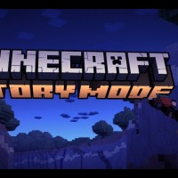Minecraft: Story Mode logo