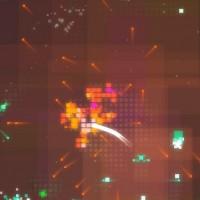 Pixel Galaxy logo