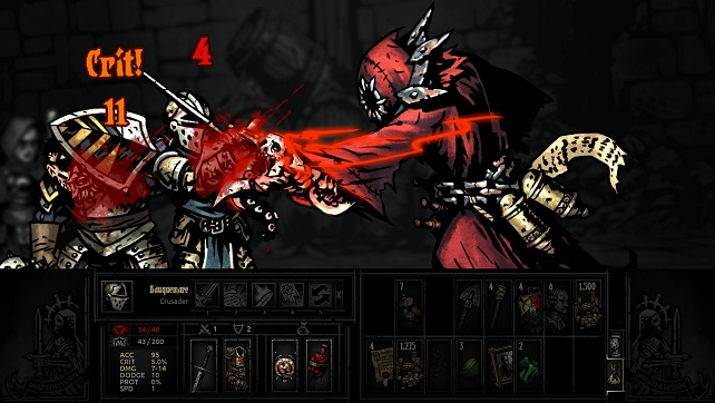 Impressions: Darkest Dungeon