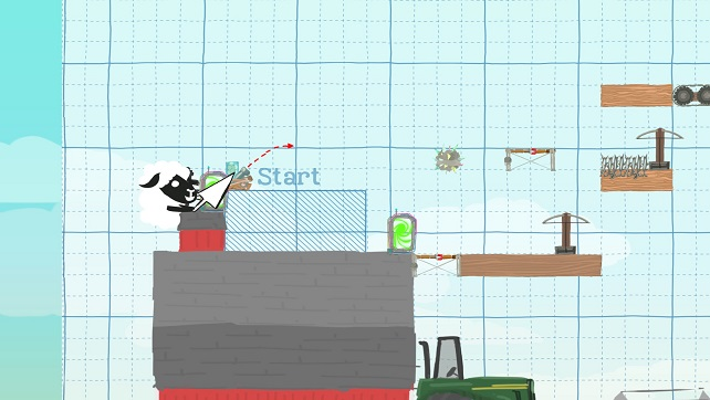 Review: Ultimate Chicken Horse