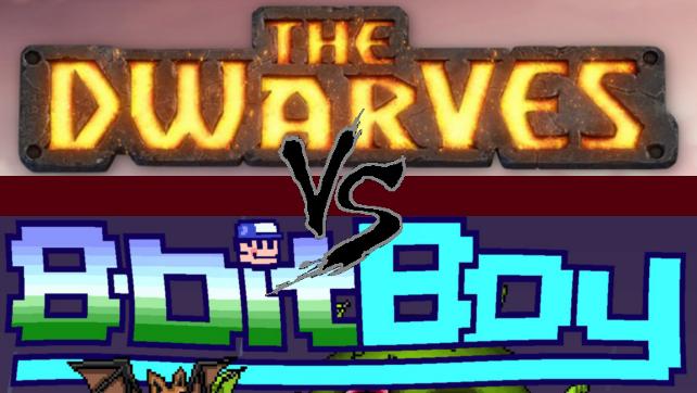 The Dwarves Vs. 8BitBoy