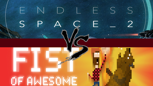Endless Space 2 Vs. FIST OF AWESOME