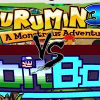 gurumin-vs-8bitboy