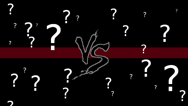 The Versus Thing And Where It's Going *Updated*