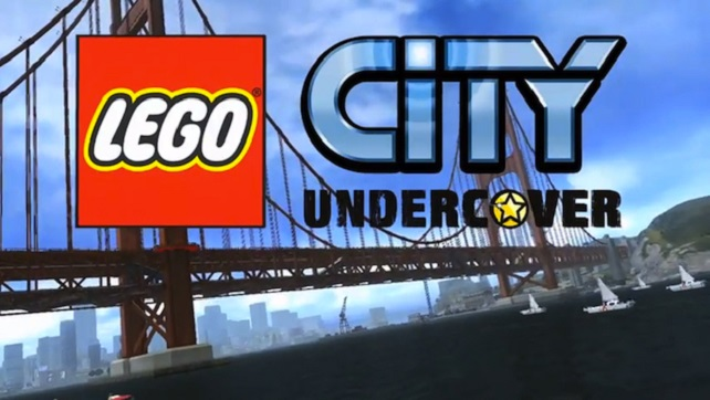 (Review) Lego City Undercover