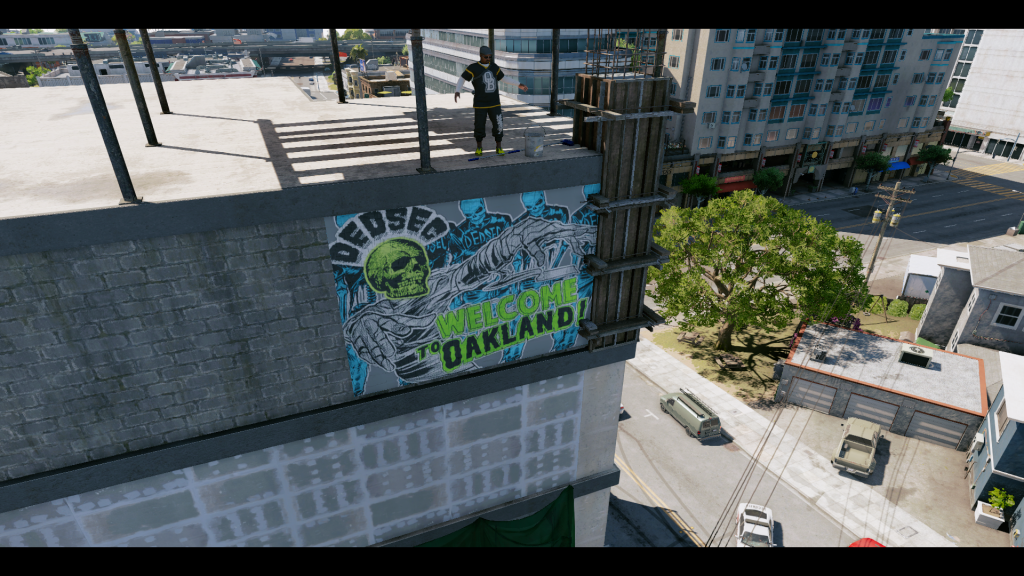Need some extra vertigo in your life? Watch_Dogs 2 has got your back! Just don't look down...