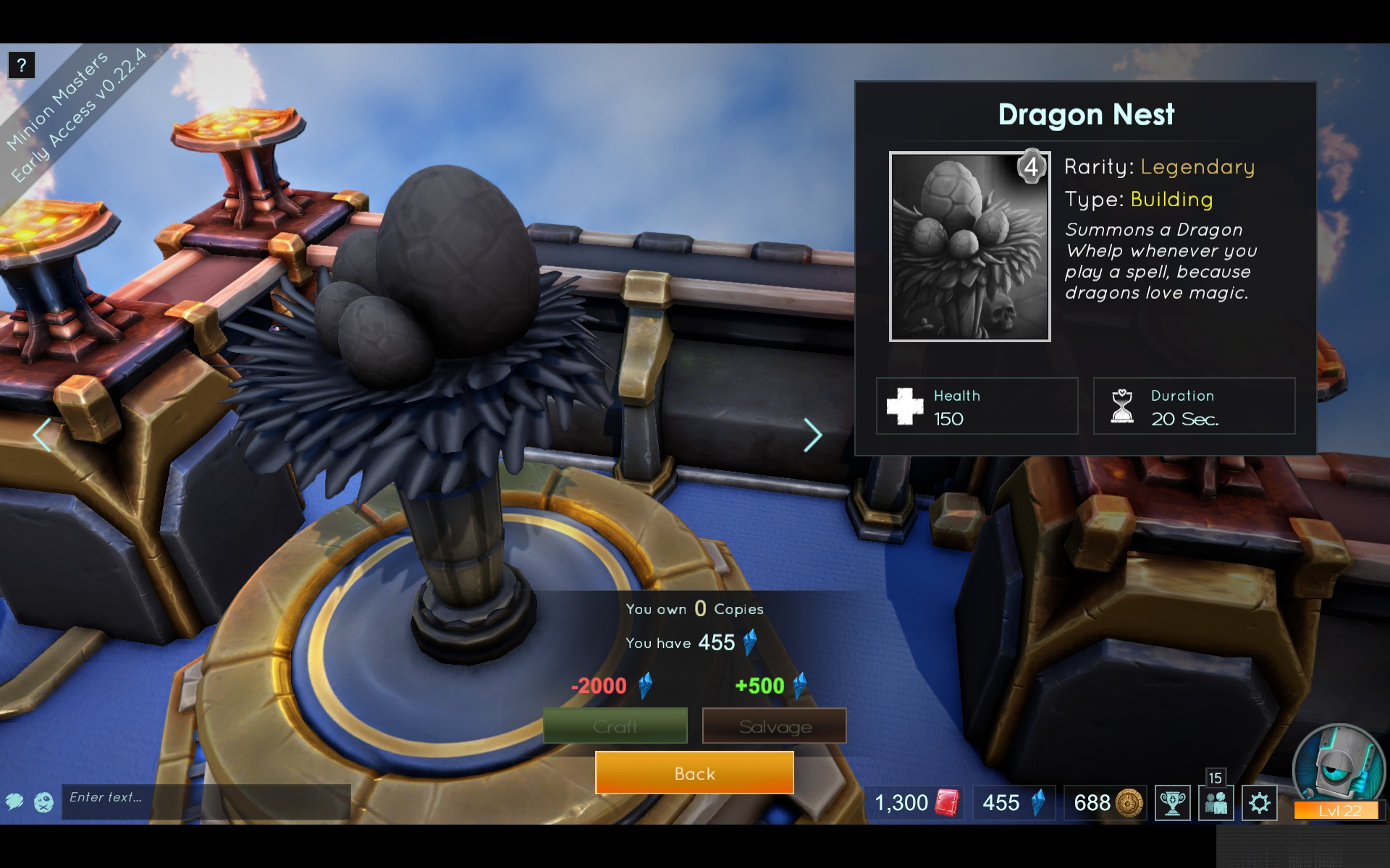 Impressions) Minion Masters – The Videogame Backlog