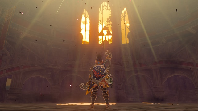 (Review) The Legend of Zelda: Breath of the Wild