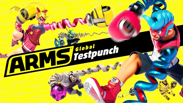 (Thoughts) ARMS: Global Testpunch Edition