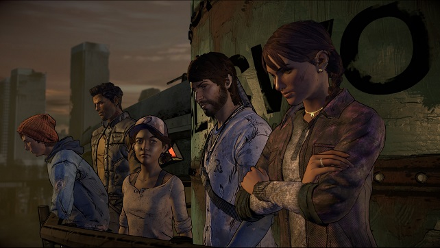 (Review) The Walking Dead: A New Frontier