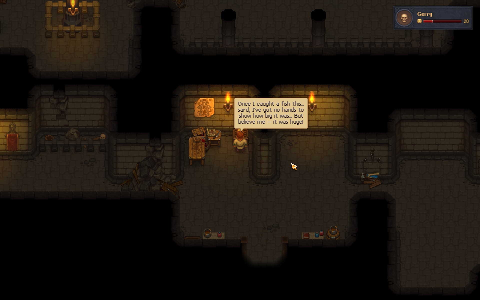 Review) Graveyard Keeper – The Videogame Backlog
