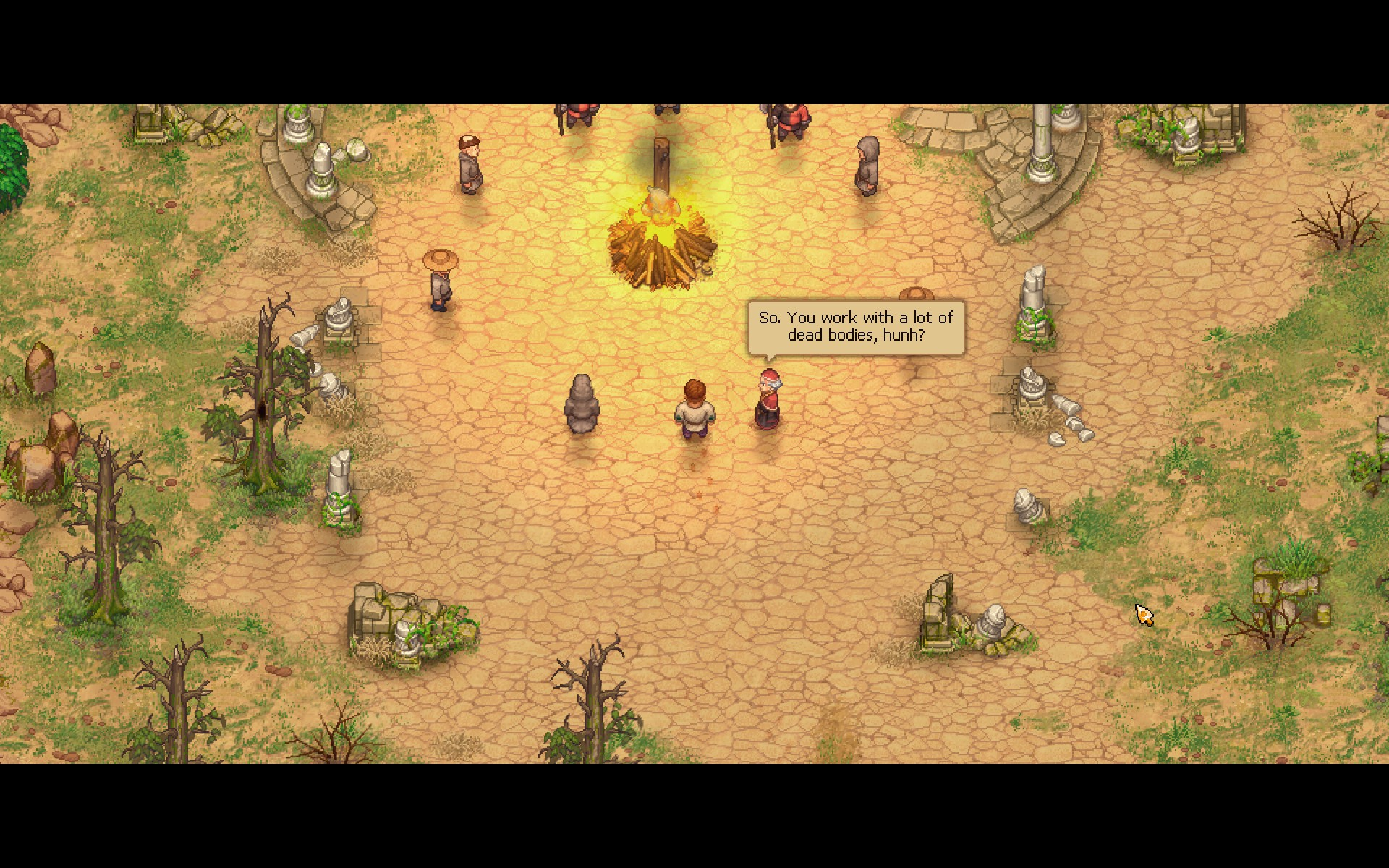 Review) Graveyard Keeper – The Videogame Backlog