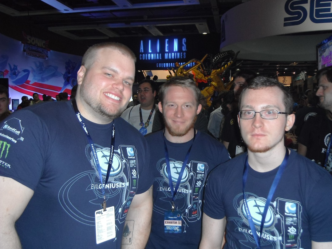 iNcontroL, Machine, and former EG IdrA