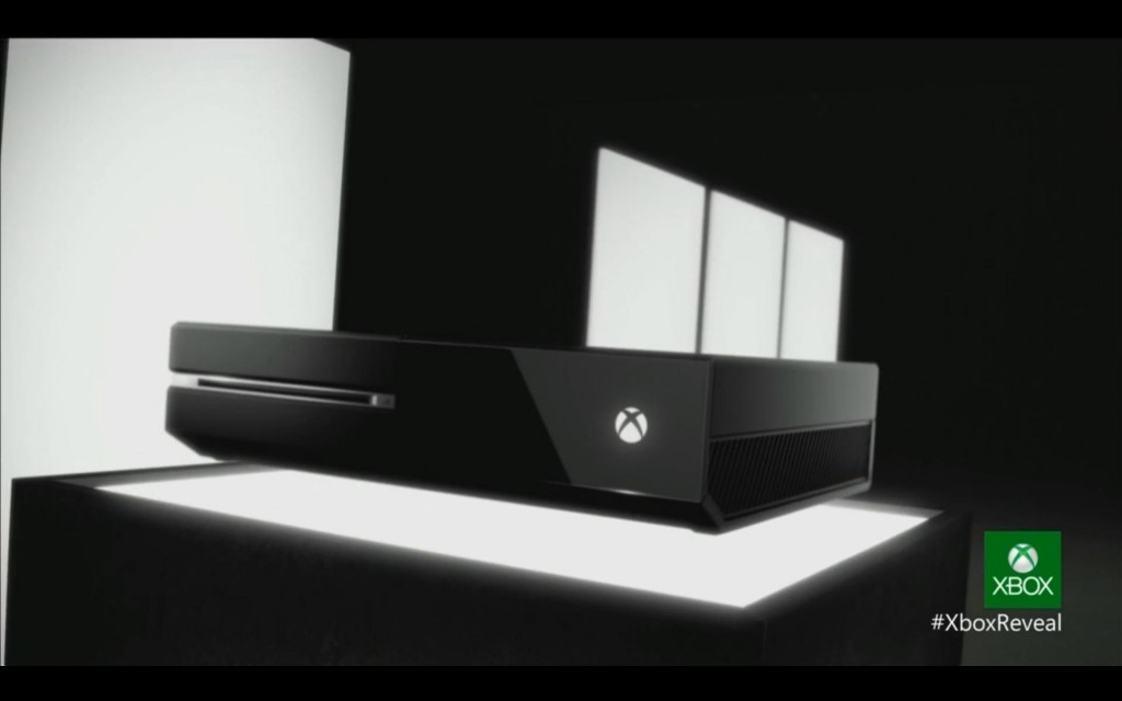 Shown so quickly in the presentation, it's almost as if they were just sticking it to Sony.  Other than that, it's a very nice looking machine.  It's on the rather large side, but my first Blu-Ray Player was a beast so I can't really argue too much since I was ok with that at the time.