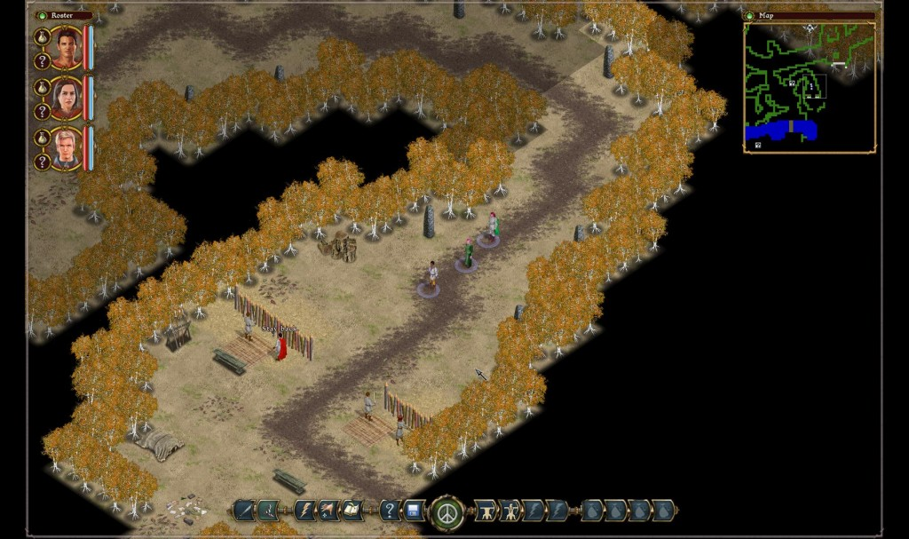 This game may be pulling on my Ultima Online nostalgia strings... maybe.