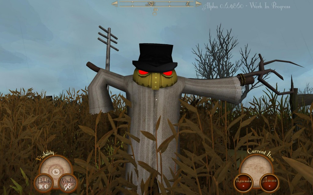 Sir Alpha Scarecrow