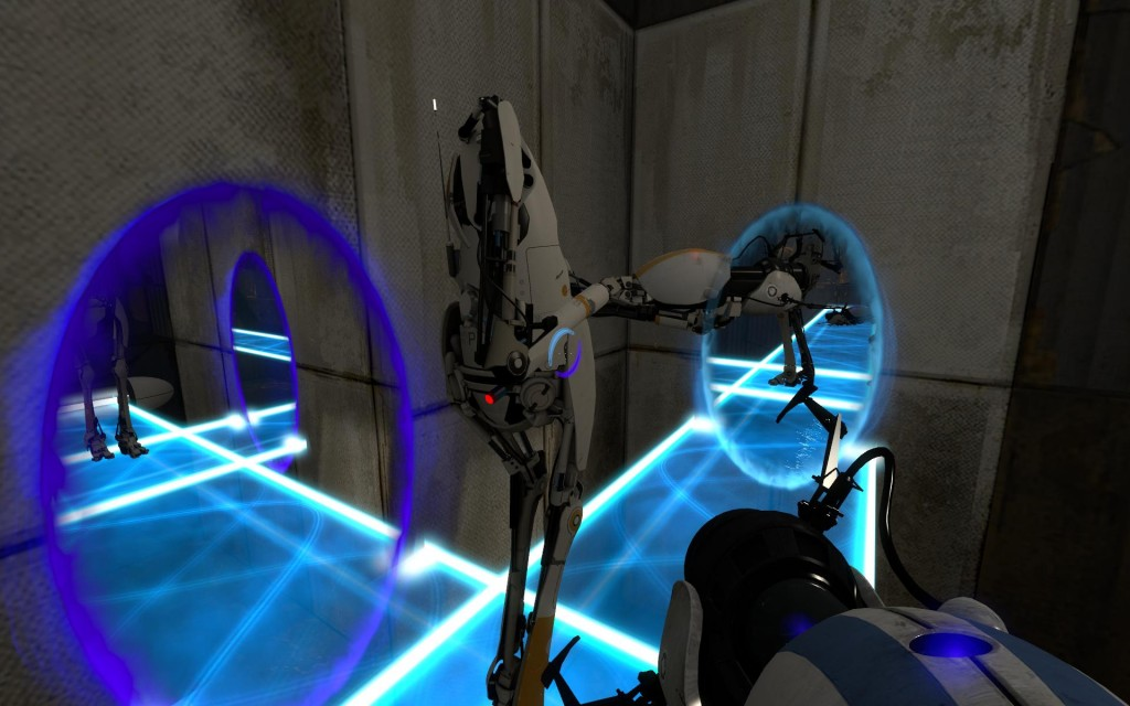 I can't count how many laughs I got out of playing Portal 2 with a bud after making a mistake. Trial and error with friends is fun.