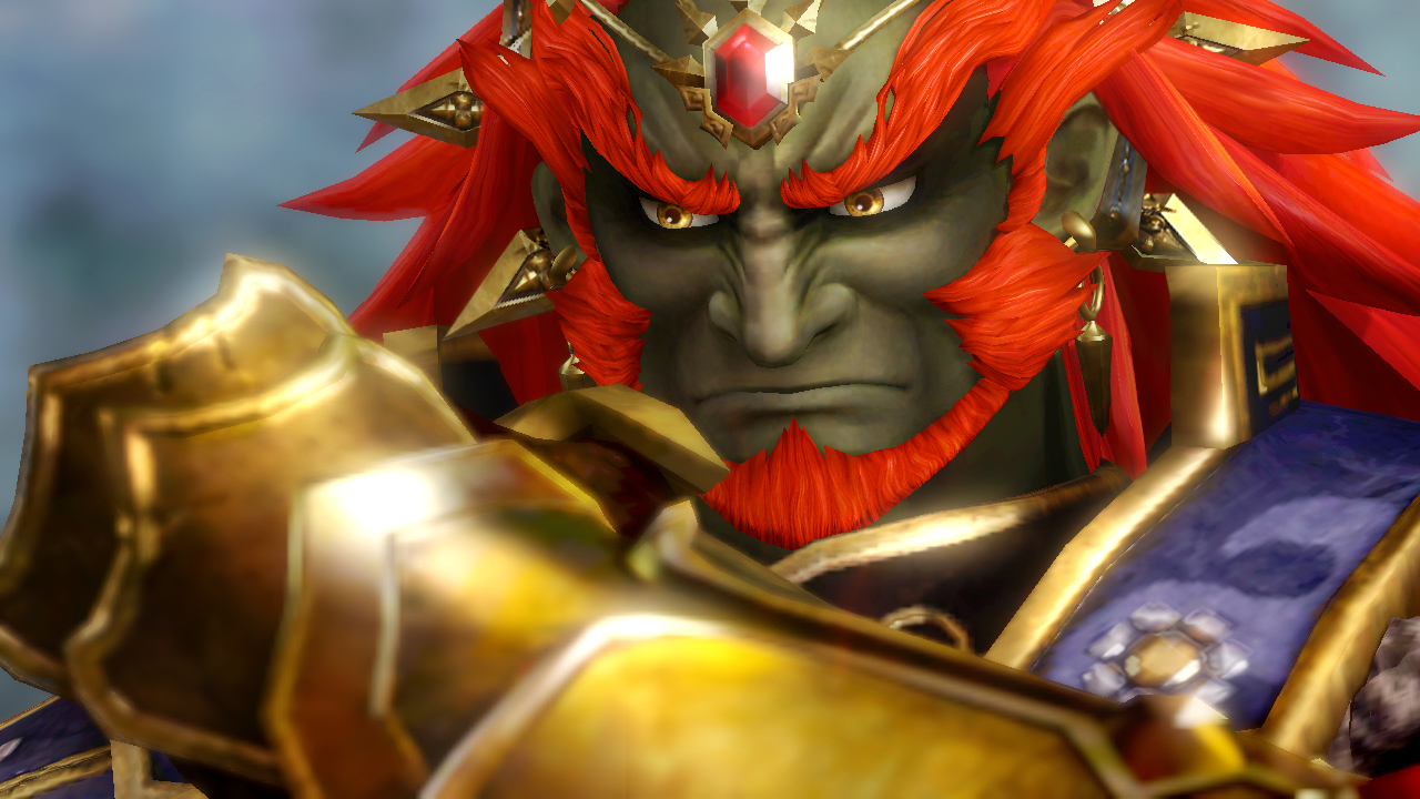 I know I know. I'm not usually one to play the bad guys, but Ganondorf has some of the most awesome moves in the game.
