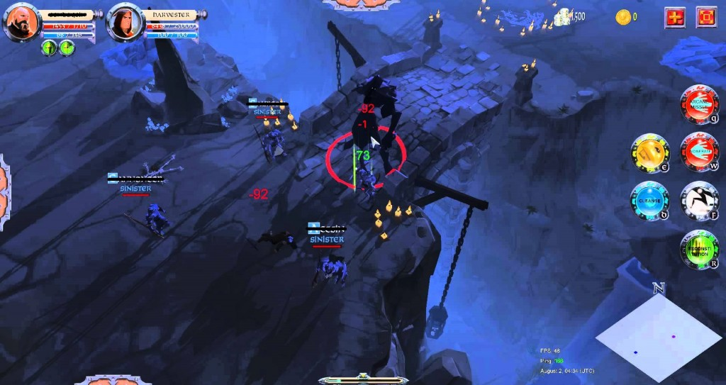 Joining up with buds is not only a fun way to experience Albion Online, it's also a decent way to protect you from other PKers... unless you're not paying attention that is.