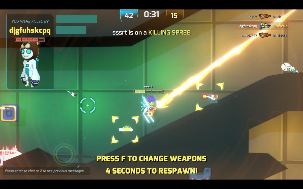 Rayguns are effective and a fan-favorite of many players right now.